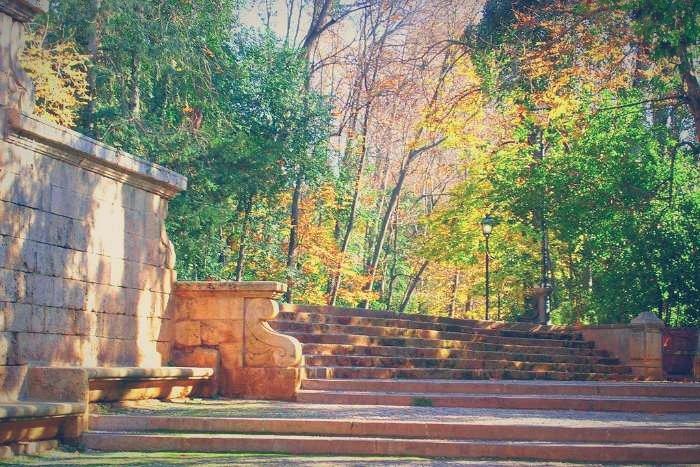 El Bosque de la Alhambra.