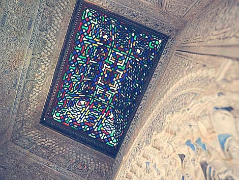 el mirador de lindaraja alhambra granada
