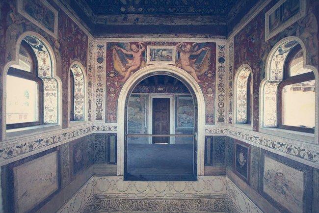 El Peinador de la Reina, Alhambra