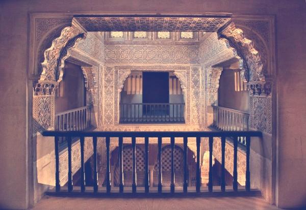 la galeria de los musicos baños reales alhambra granada