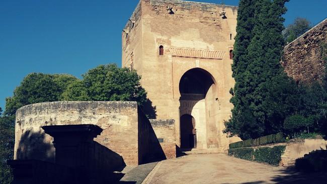 La Puerta de la Justicia, Alhambra. Granada