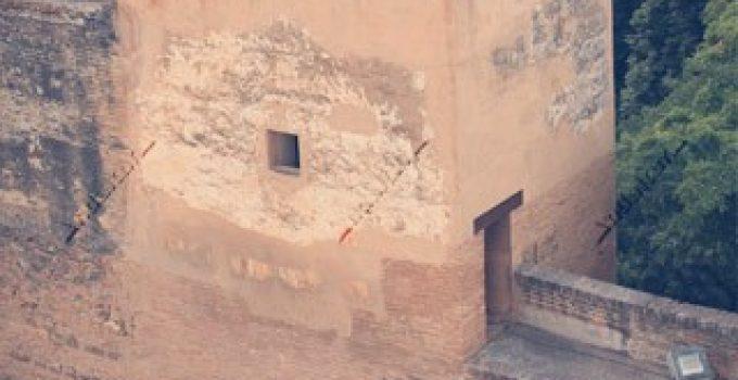 la torre de la sultana alhambra granada
