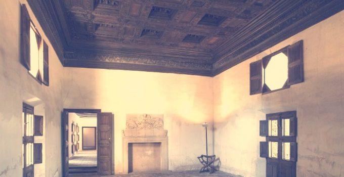las habitaciones del emperador en la alhambra granada